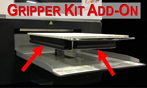 Фото N40000408 Gripper Kit Oversized Platen Kit. Набор для фиксации изделия на столике.
